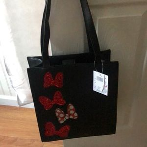 New Black  Minnie Mouse Disney collection